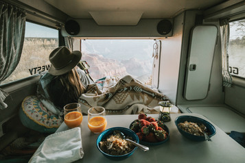 Renee Hanel on Living in a Van for Seven Months & Visiting Every National Park in the U.S.