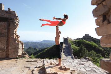 Our Favorite Yoga Power Couple, Honza & Claudine Lafond