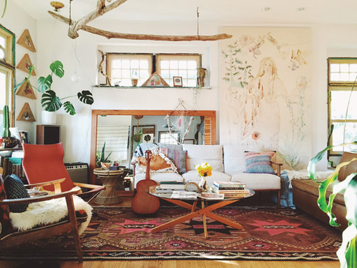 Creating Your Sanctuary: Designing, Teaching & Inspiring Beauty