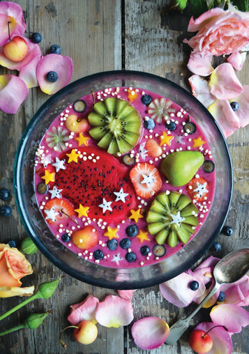 Secrets for Perfect Smoothie Bowls