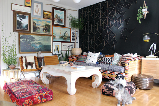Creating the Perfect Sanctuary: Forget the Rules, Trust Your Gut, and Surround Yourself with Things