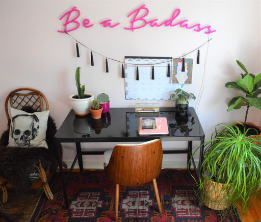 Thrifting, Upcycling and Creating the Perfect Refuge
