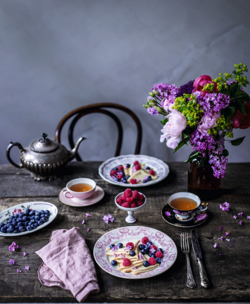 The Celebrated Table: Loving Life, Nurturing Yourself Everyday + 3 Recipes Perfect for Fall