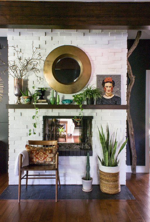 Creating Your Nest with Good Lighting, Comforting Scents and Plants