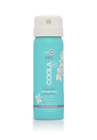 Coola   Travel Size Spray Sunscreen