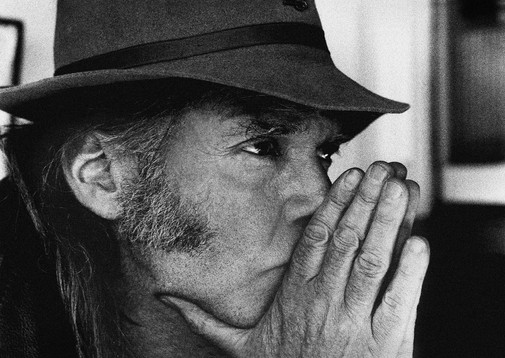 Neil Young on GMO Labeling, Monsanto and Citizens United