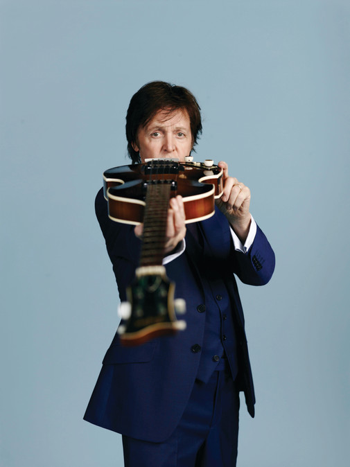 Music Legend + Icon Paul McCartney on Meat Free Mondays and Love of Homeopathy
