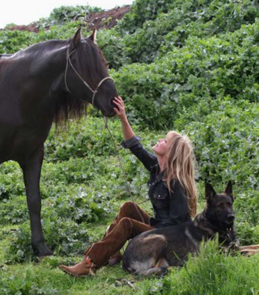 Interview with Actress + Icon Bo Derek on Ending Horse Slaughter | The Barbi Twins