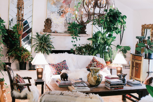 Home Sanctuaries + Tips for Creating a Nurturing Space that Feeds Creativity and Spirit