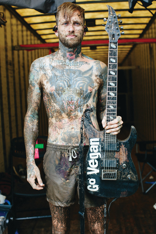 Jona Weinhofen on the Influence of the Punk Rock Vegan Movement and Using Fame for Animal Rights