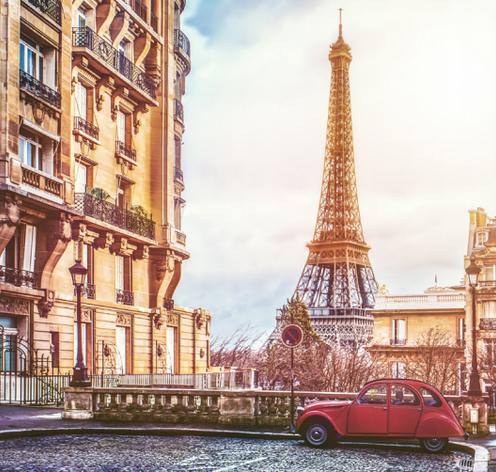 The THRIVE Quick List: Fun, Vegan Eateries in Paris
