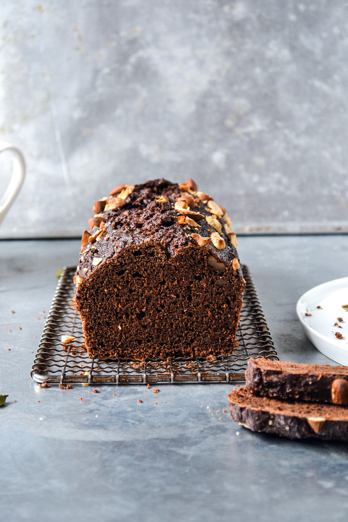 Tips for Raw Baking + a Recipe for Double-Chocolate Bread