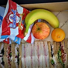Working Lunch A - Sandwich, Crisps, Fruit