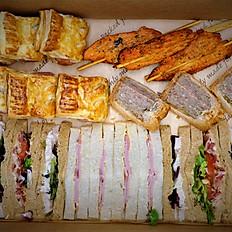 Essential Buffet - Sandwich, 3 x Savoury Choices & Crisps