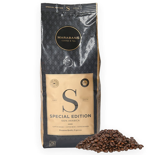 Marabans Special Edition Coffee Beans 1kg