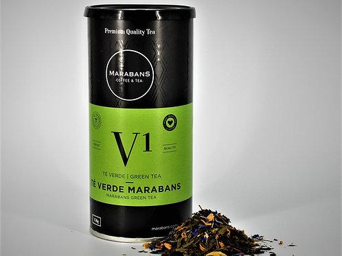 Marabans Green Tea - Loose 150g