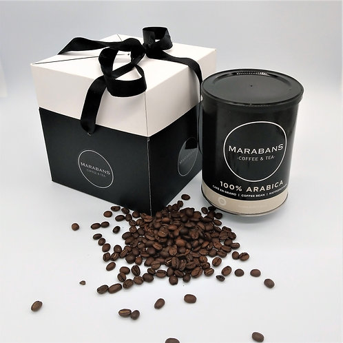 Marabans Gift Box 100% Arabica  Coffee Beans 250g