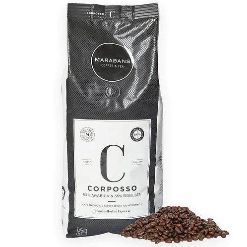Marabans Corposso Blend Coffee Beans 1kg