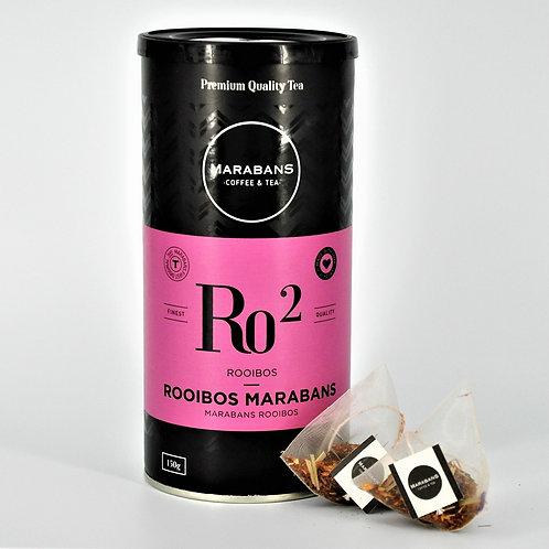 Marabans Rooibos Tea - Pyramid Bags 25