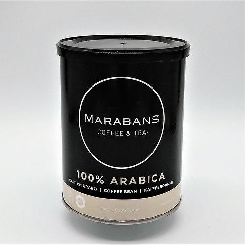 Marabans 100% Arabica  Coffee Beans 250g