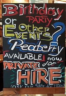 Event Party Shrewsbury