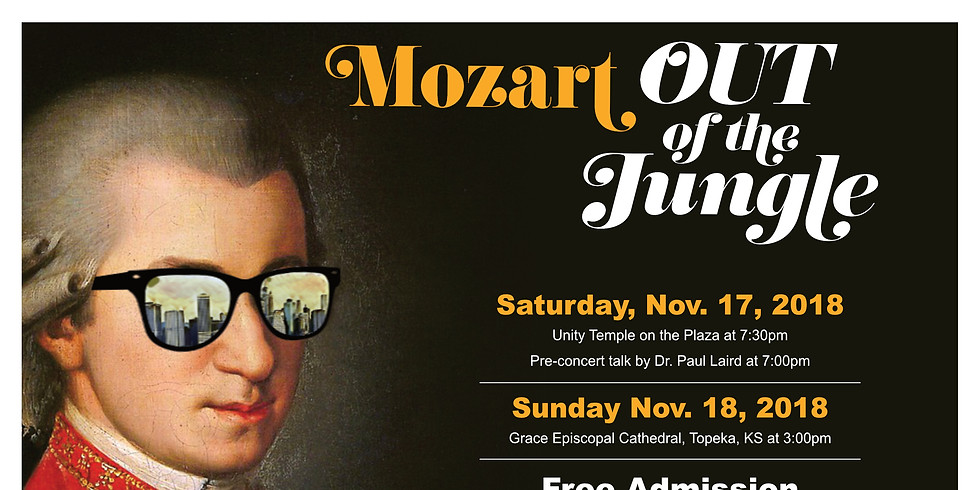 Mozart Out of the Jungle