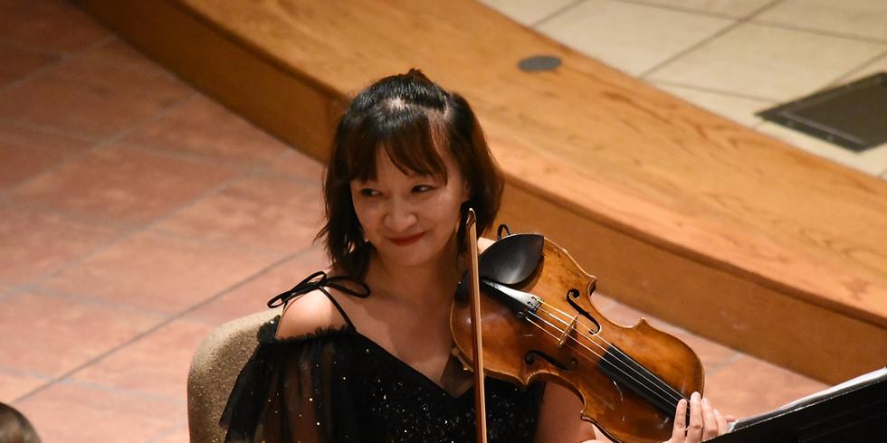 Violin & Viola (beginner/intermediate: week5)