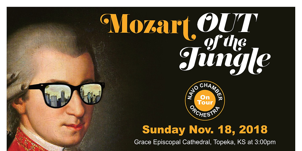 Mozart Out of the Jungle on TOUR