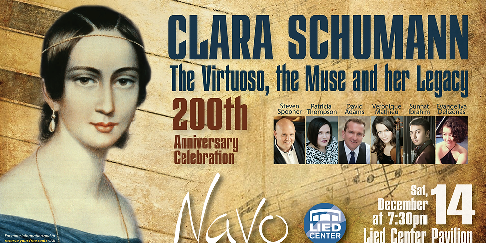 Clara Schumann: The Virtuoso, the Muse and her Legacy