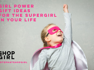 Girl Power Birthday Gift Ideas