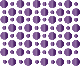 Amethyst Dots Background