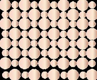 rose quartz bubbles
