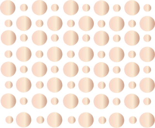 Rose Quartz Dots Background