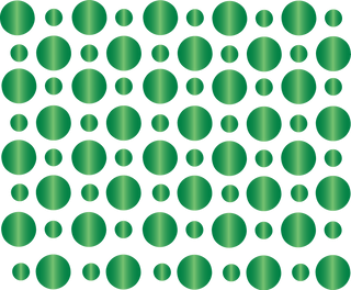 Emerald Dots Background