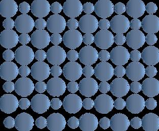 blue gray dots