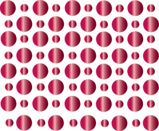 Ruby Dots Background