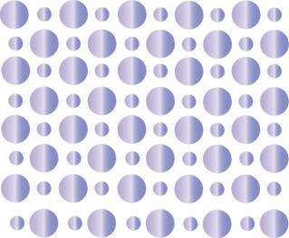 Tanzenite Dots Background