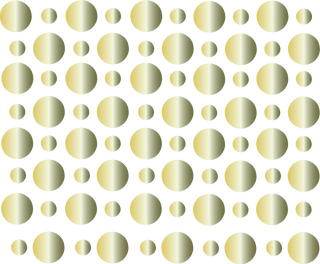 Gold Dots Background