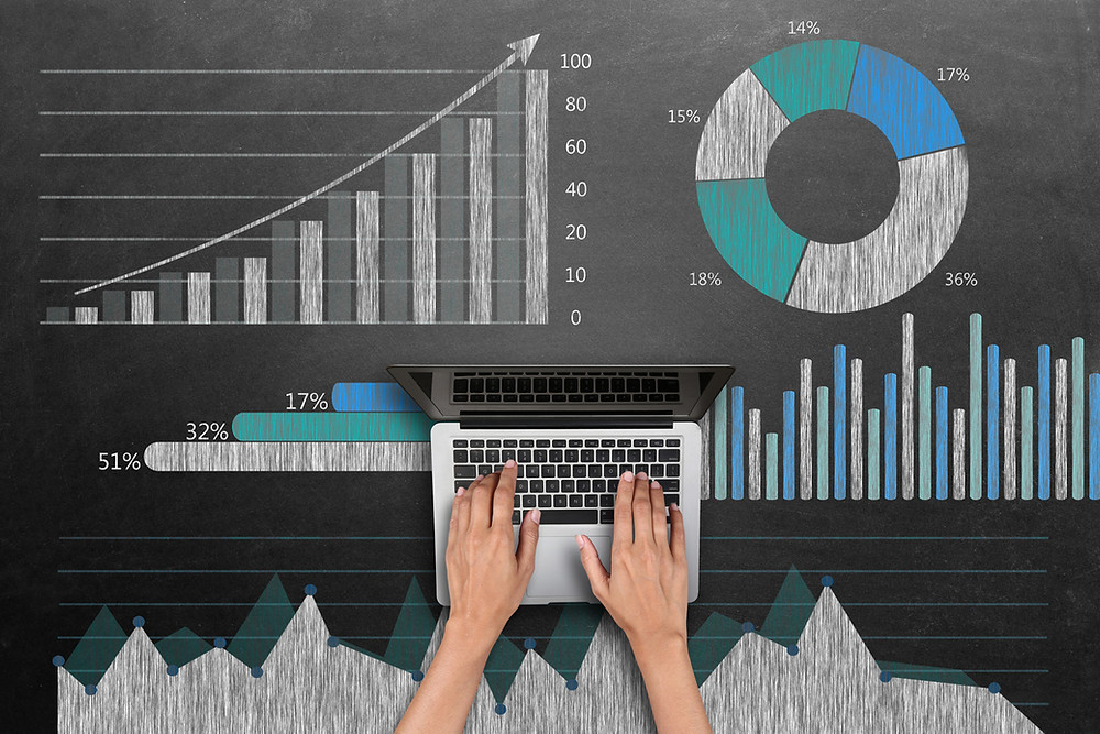 cloud accounting, business and financial growth