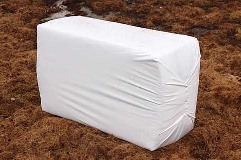 coconut coir 55 lbs (25 kg) bales