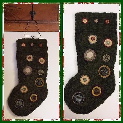 Penny Christmas Stocking