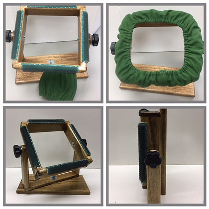 14 Inch Rug Hooking Frame With Grippers