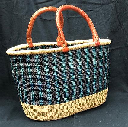 Oval Grass Basket