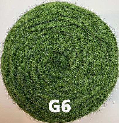 G6 Very Dark Green