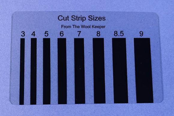 Strip Sizer (Plastic)