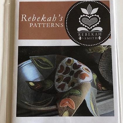Rebekah's Star Table Rug