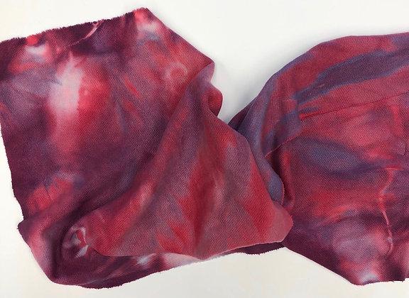 Spot Dyed Wool