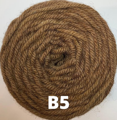 B5  Dark Brown