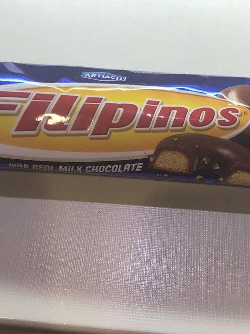 Filipinos, Milk Chocolate