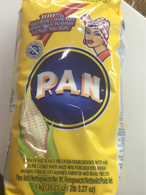 Farinha de Milho, Harina P.A.N